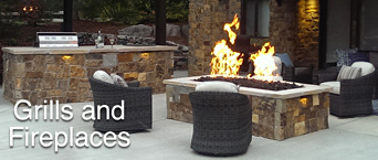 GrillsFireplaces