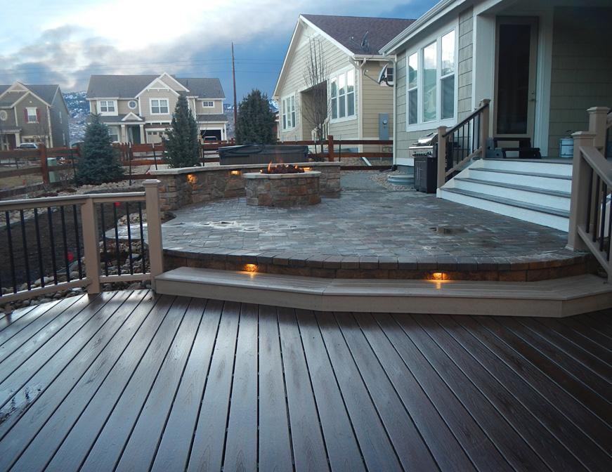 Marsh-deck
